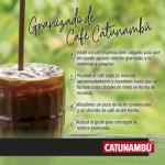 Granizado de Café Catunambú